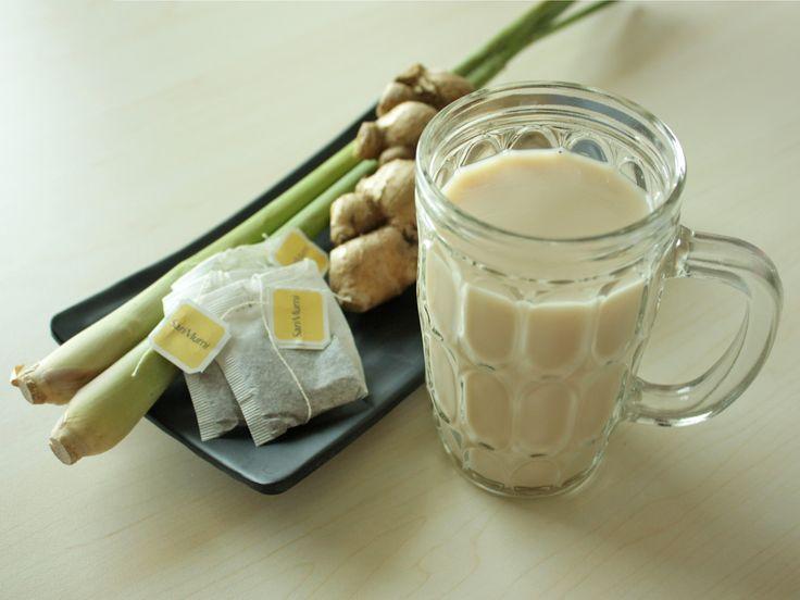 Cara Membuat Susu Jahe
