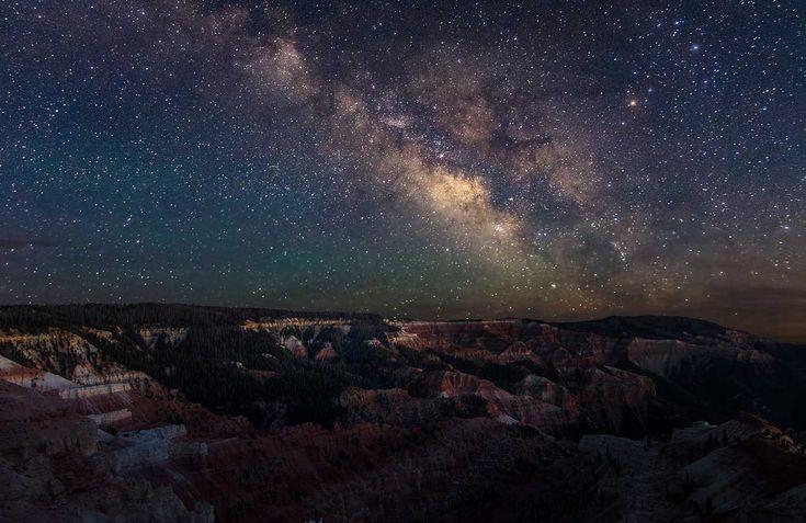 Best Places for Stargazing - Cedar Breaks Star Parties - Utah Tourism   Visit Utah