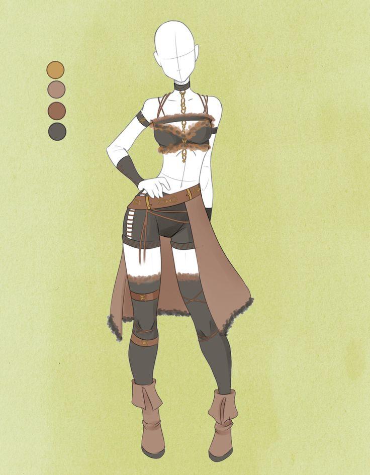 :: Commission Outfit July 21 :: by VioletKy.deviantart.com on @DeviantArt