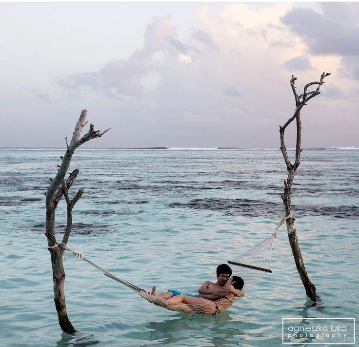Maldives Gili Lankanfushi hammock