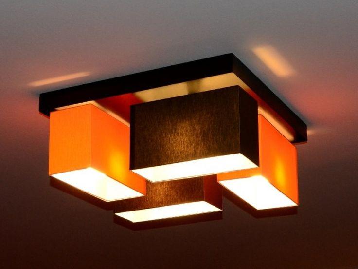 Deckenlampen Wohnzimmer Modern Deckenlampe Deckenleuchte Lampe Leuchte 3 Flammig Top Design