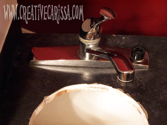 How to Make a DIY Play Kitchen Part 3: How to Make the Sink, Countertop and Stove ~ Carissa's Creativity Space