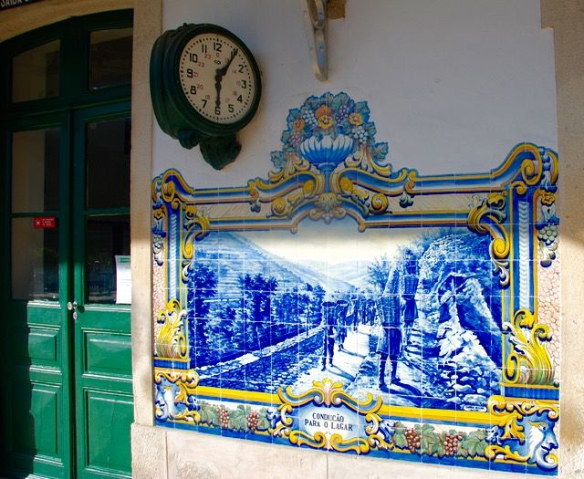 Estação de Comboios Pinhão 2016