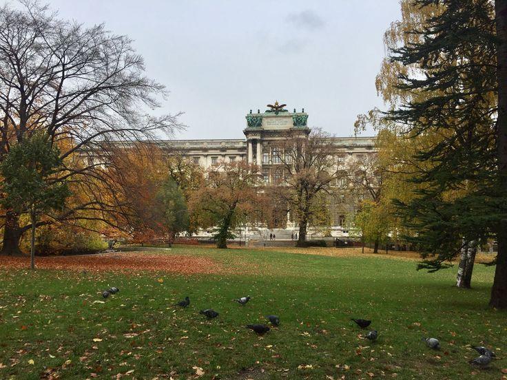 Burggarten - Vienna