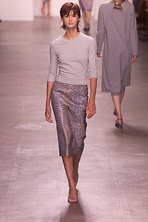 Calvin Klein Collection Spring 2000 Ready-to-Wear Fashion Show