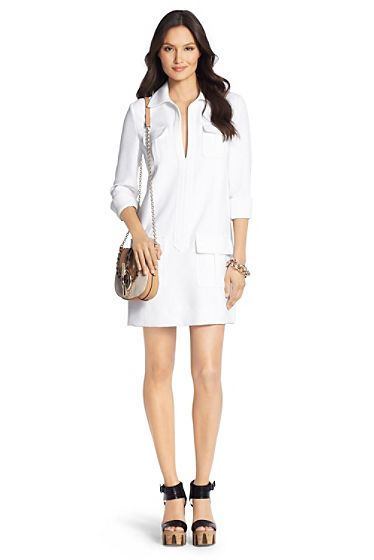 Dvf Dresses Dilly Ceramic Tunic Dress Dilly Ceramic Tunic Dress In