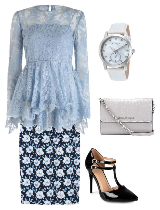 """""""Untitled #76"""" by enaleille on Polyvore featuring Zimmermann, Journee Collection, MICHAEL Michael Kors and Lucien Piccard"""