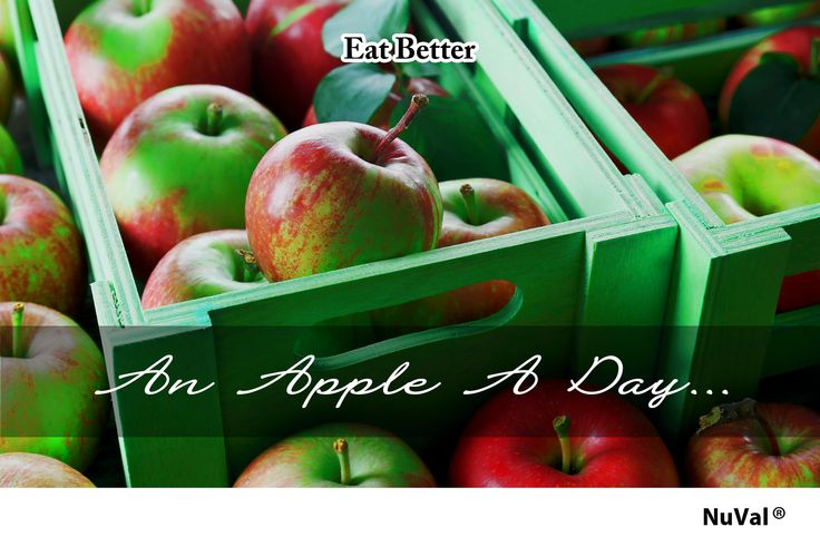 Apples (NuVal 100) can reduce the risk of brain disorders (i.e., Alzheimer's), stroke, diabetes, cancer, and heart disease. www.nuval.com