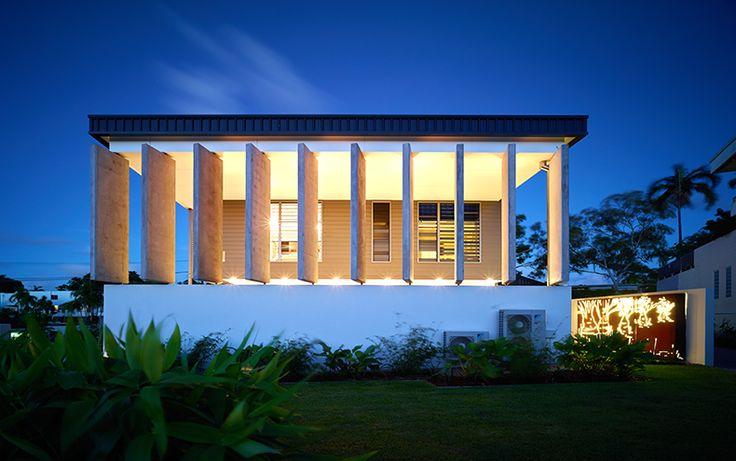 45 best surfmist images on pinterest exterior homes for Architecture firms brisbane