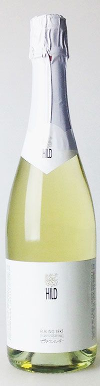 Hild Elbling Sekt Brut  Five hectares, a father-and-son team, limestone soils, EXTREME refreshment – a July Back-Up-the-Truck special edition. #wine #germany #elbling #uppermosel