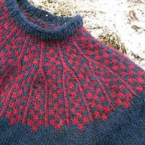 The missing Icelandic lopi sweater Icelandic handknits