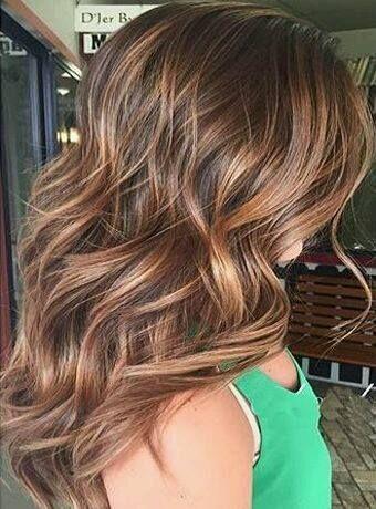 Tonos de cabello caramelo para morenas claras (19) | Curso de organizacion de hogar aprenda a ser organizado en poco tiempo