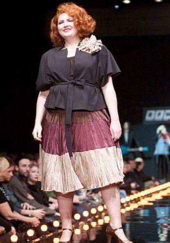 Красивая одежда для дам с пышными формами - Ярмарка Мастеров - ручная работа, handmade