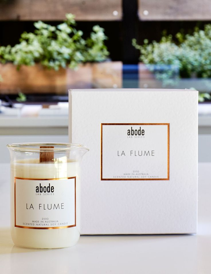 Lab Candle - Accessories - Kitchen & Dining - Abode Living