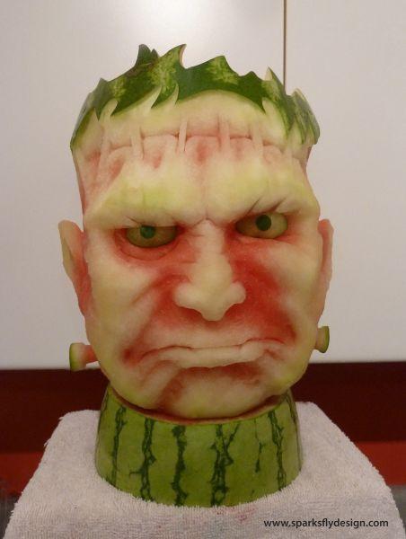 Best watermelon monster ideas on pinterest
