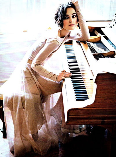 So Glamorous: Music, Keiraknightley, Fashion, Keira Knightley, Italian Vogue, The Piano, Beauty, People, Ellen Von Unwerth