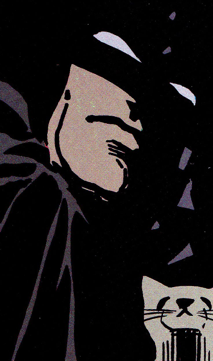 "thecomicsvault: "" COMIC BOOK CLOSE UP B A T M A N Batman #406 (April 1987) David Mazzucchelli (pencils/inks) & Richmond Lewis (colors) """