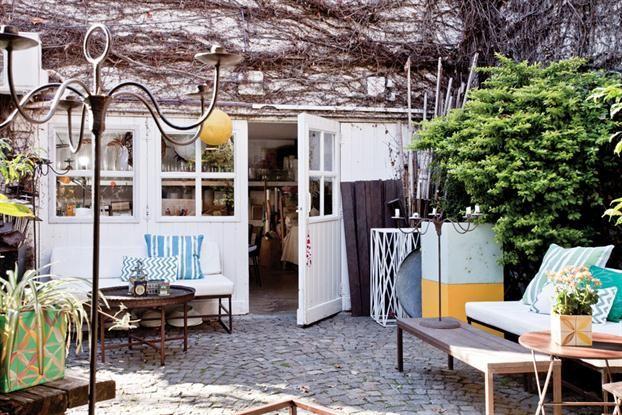 Un garage convertido en espacio de trabajo | ESPACIO LIVING