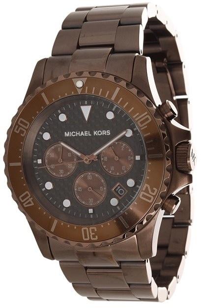 Michael Kors MK8268 Mens Everest Chronograph  File under: Michael Kors, Watches, Accessories