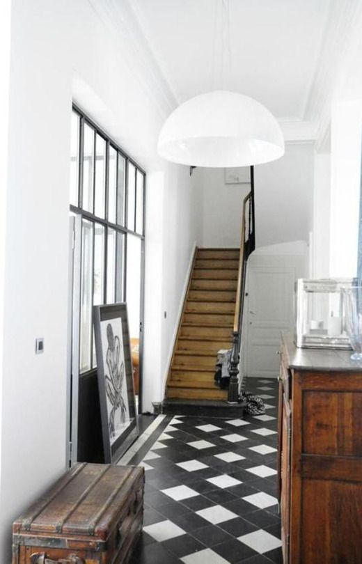 222 best Staircase Ideas images on Pinterest   Stairs, Banisters and ...