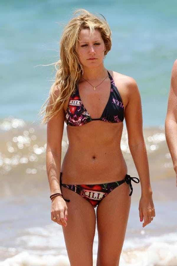 Normal ashley tisdale bikini