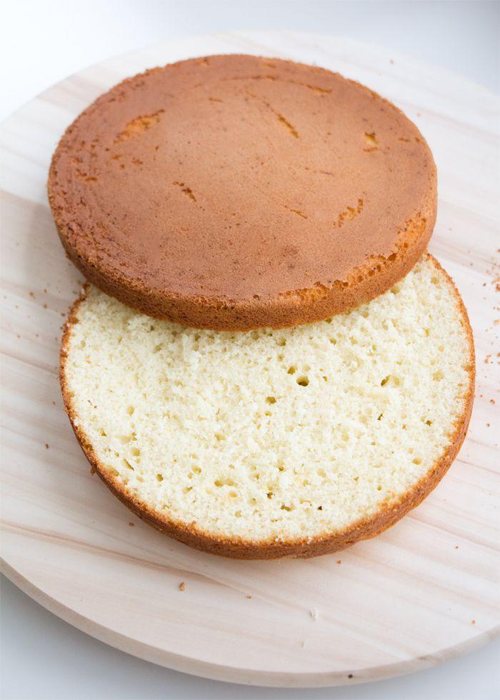 Op zoek naar snelle, makkelijke en smakelijke vanille cakes om een stapeltaart te maken? Zoek dan niet langer en gebruik dit recept.