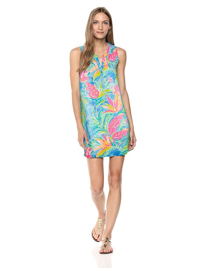 Lilly Pulitzer Womens Essie Dress At Amazon Clothing Store Fashion Style Deals