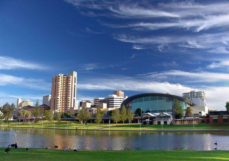 6. Adelaide (Australia): ópalo, tranquilas y mucho aire libre