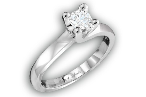 ASF - 007 Or et diamant disponible chez Marcel / André diamantaire www.marcelandre.com