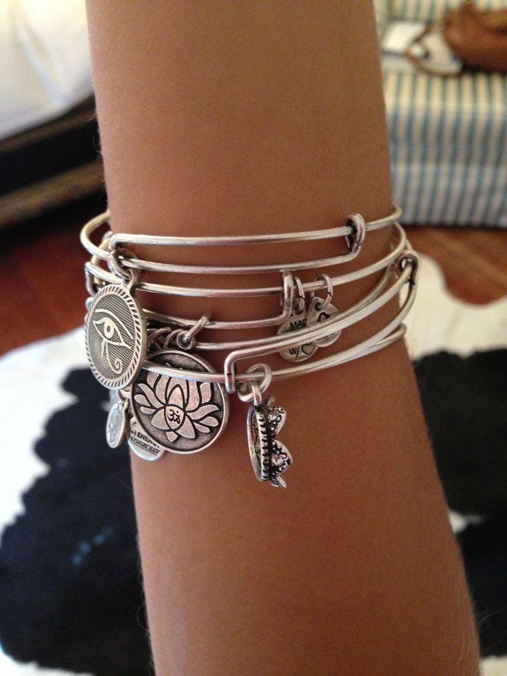 Alex And Ani Crown Bracelet