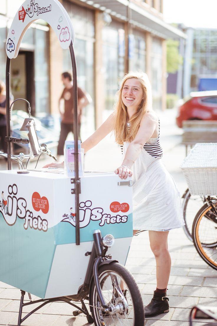 De ijsfiets: founded in Utrecht, nu rijdend door Utrecht & Amsterdam
