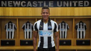 Newcastle Announce Signing Of Dwight Gayle  A Dream Come True