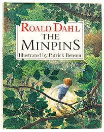 The Minpins first edition.jpg This Day in History: Sep 13, 1916: Children's author Roald Dahl is born dingeengoete.blogspot.com
