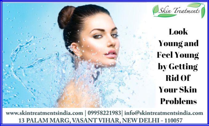 Skin Treatments India: Medical Facial, Chemical Peel and Foot Detoxificat...