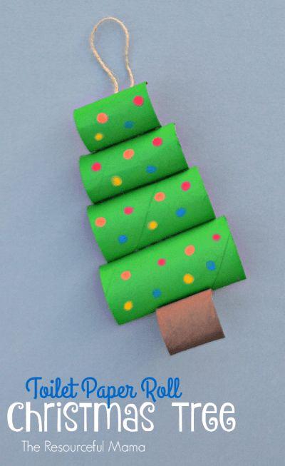 Sapin rouleau papier toilette
