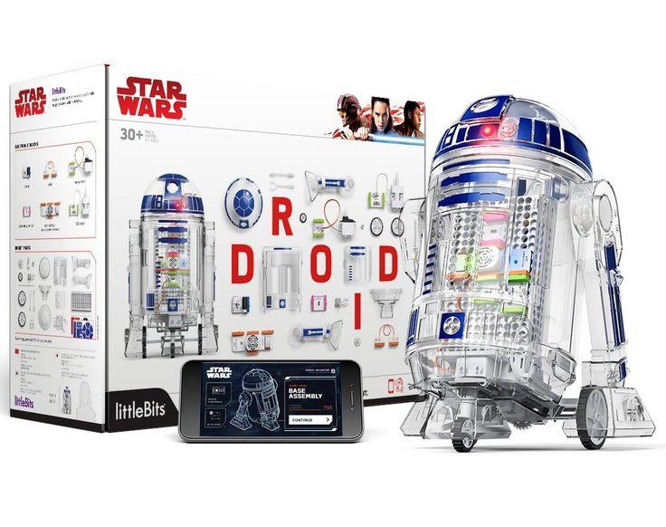 Star Wars : un kit pour assembler un R2-D2 disponible sur Amazon