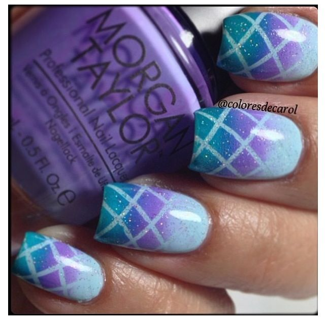 96 best sponge nails - esponja - difuminado images on Pinterest ...