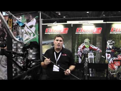 2011 Elka Stage 4 Fork Cartridge and Stage 5 rear shock - SickLines.com 2010 Interbike      ~~~~~~~ TRAX ATV Store - traxatv.com ~~~~~~~ TRAX ATV Youtube - https://www.youtube.com/channel/UCI_ZJAkR3aGdwcM0z7dO94w/videos?view=1=grid