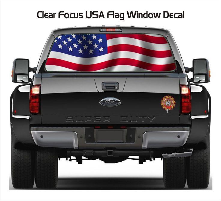 Best Back Window Decals Ideas On Pinterest Window Art - Back window decals for ford trucks