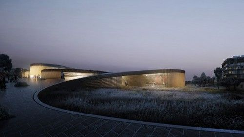 Here's How Bjarke Ingels Will Design a Human Body Museum