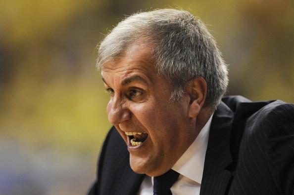 Zeljko Obradovic Photo - Panathinaikos Athens v Montepaschi Siena - Turkish Airlines EuroLeague Final Four Semi Final