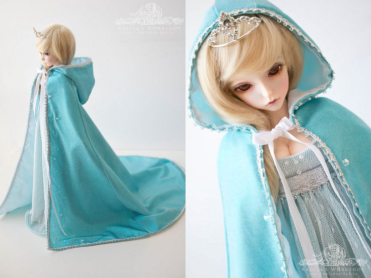 """https://flic.kr/p/CfxoFa   . Ice Queen .   """"Ice Queen"""" fairytale regency style set inspired by Elsa  Lovely, shimmering, aqua coloured cloak, lined, decorated with silver trim and Swarovski crystals. Romantic regency style dress, made of shimmering, flowing light blue fabric, white soft tulle, decorated with hand-dyed aqua cotton lace, Swarovski crystals. Silver ribbon decorated with silver trim to tie around waist. Soft tulle armlets. Silver diadem with crystals.  Set: ☆ diadem ☆ ..."""