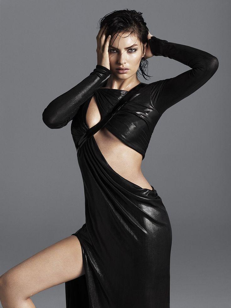 visual optimism; fashion editorials, shows, campaigns & more!: alyssa miller by hong jang hyun for singles korea january 2014