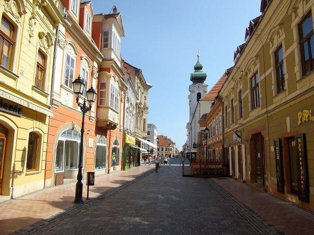 Gyor, Hungary. Learn Hungarian with HungarianPod101.com