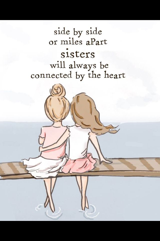 Sisters Love My Sisters Friendship Quotes