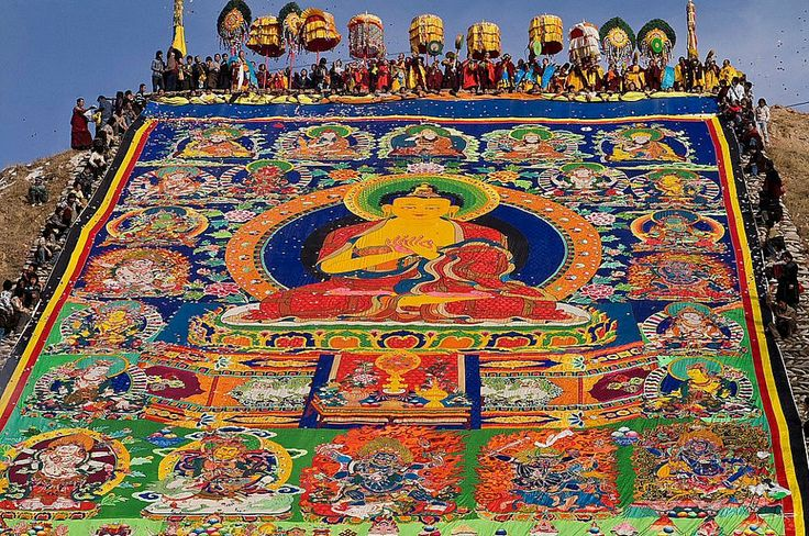 Image result for temple banner tibet