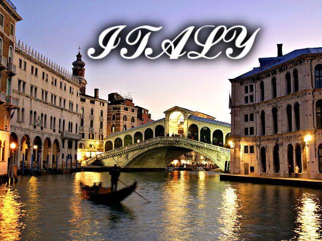 Wisata terus: 10 Objek Wisata Terbaik di Italia
