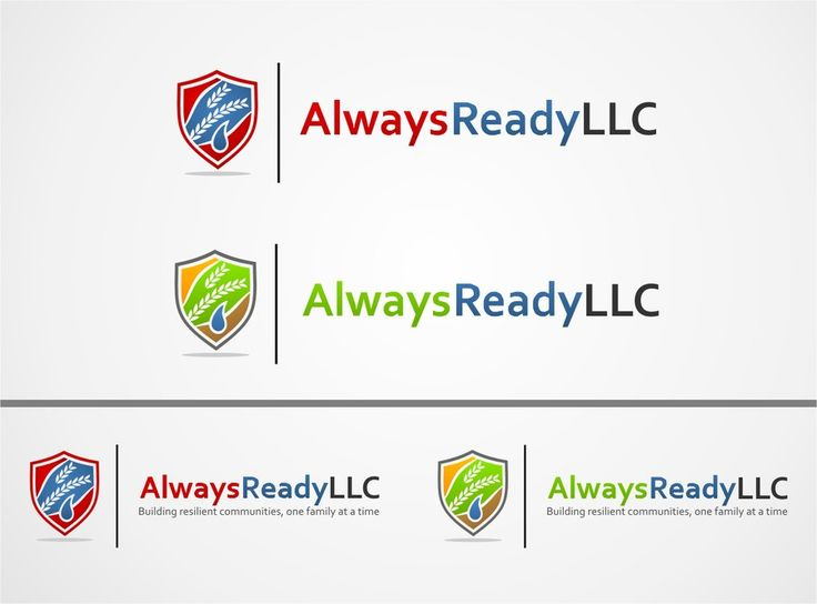 Bold logo needed for community disaster preparedness consultant by blu_sky