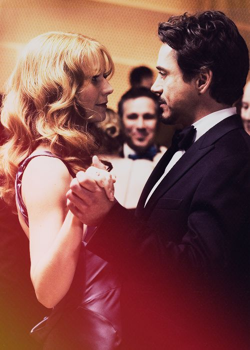 ironman and pepper potts relationship quotes