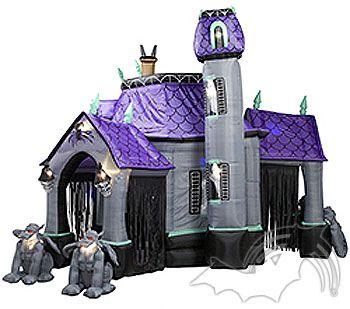 halloween bouncy castle essex
